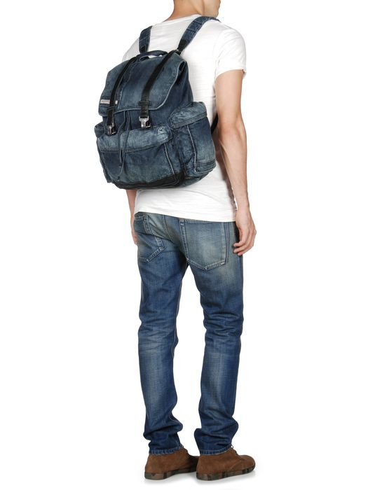 DIESEL FULL BACKY-HOB Backpack U b