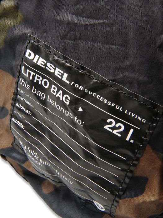 DIESEL JUMBO Travel Bag U d
