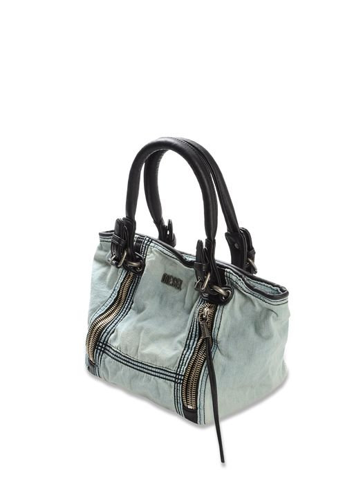 DIESEL SHEENN ZIP SMALL Sac D a