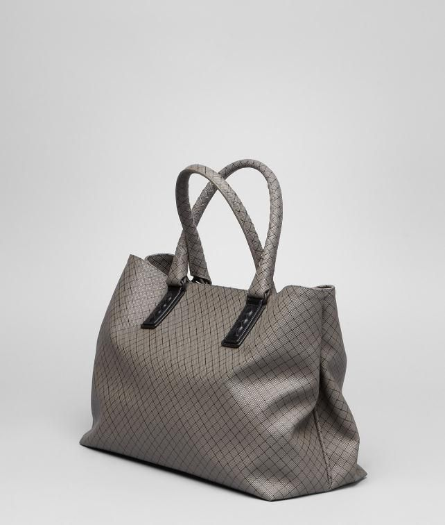 BOTTEGA VENETA Intrecciojet Small Tote Holiday or weekend bag E fp