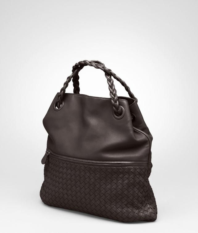 BOTTEGA VENETA Intrecciato Nappa Julie Bag Shoulder or hobo bag D fp