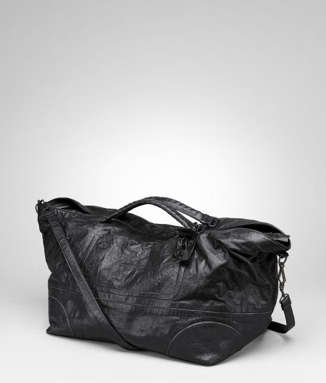 BOTTEGA VENETA Nappa Memory Tote Duffel Bag U fp