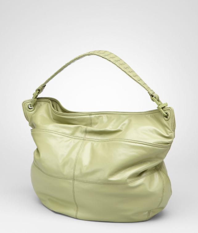 BOTTEGA VENETA Setasettanta Leather Bag Shoulder or hobo bag D fp