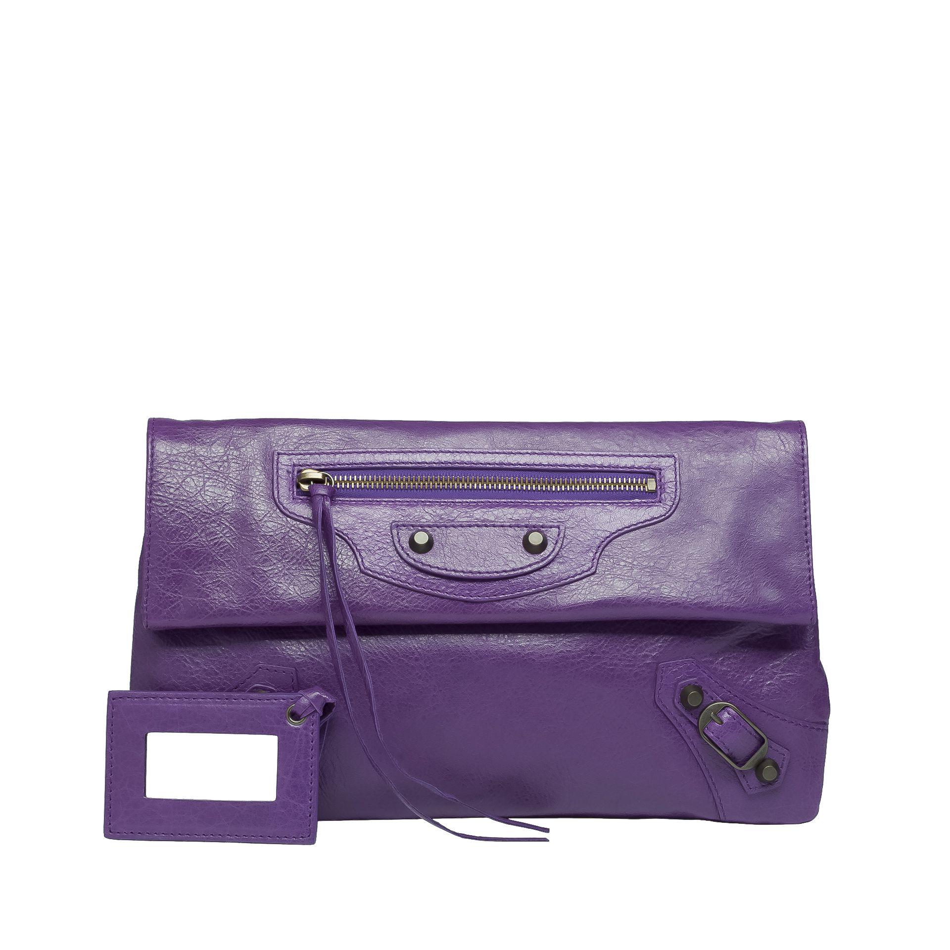 BALENCIAGA Balenciaga Classic Envelope Clutch D f
