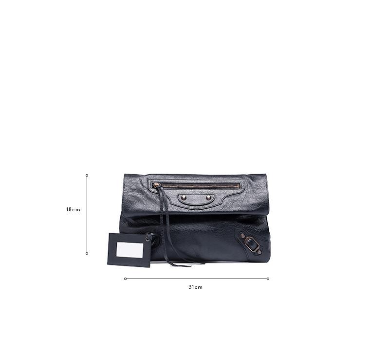 BALENCIAGA Pochette D Balenciaga Classic Envelope c