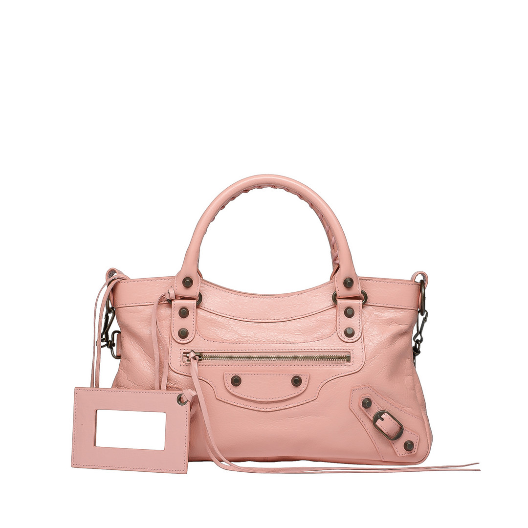 BALENCIAGA Balenciaga Classic First Top handle bag D f