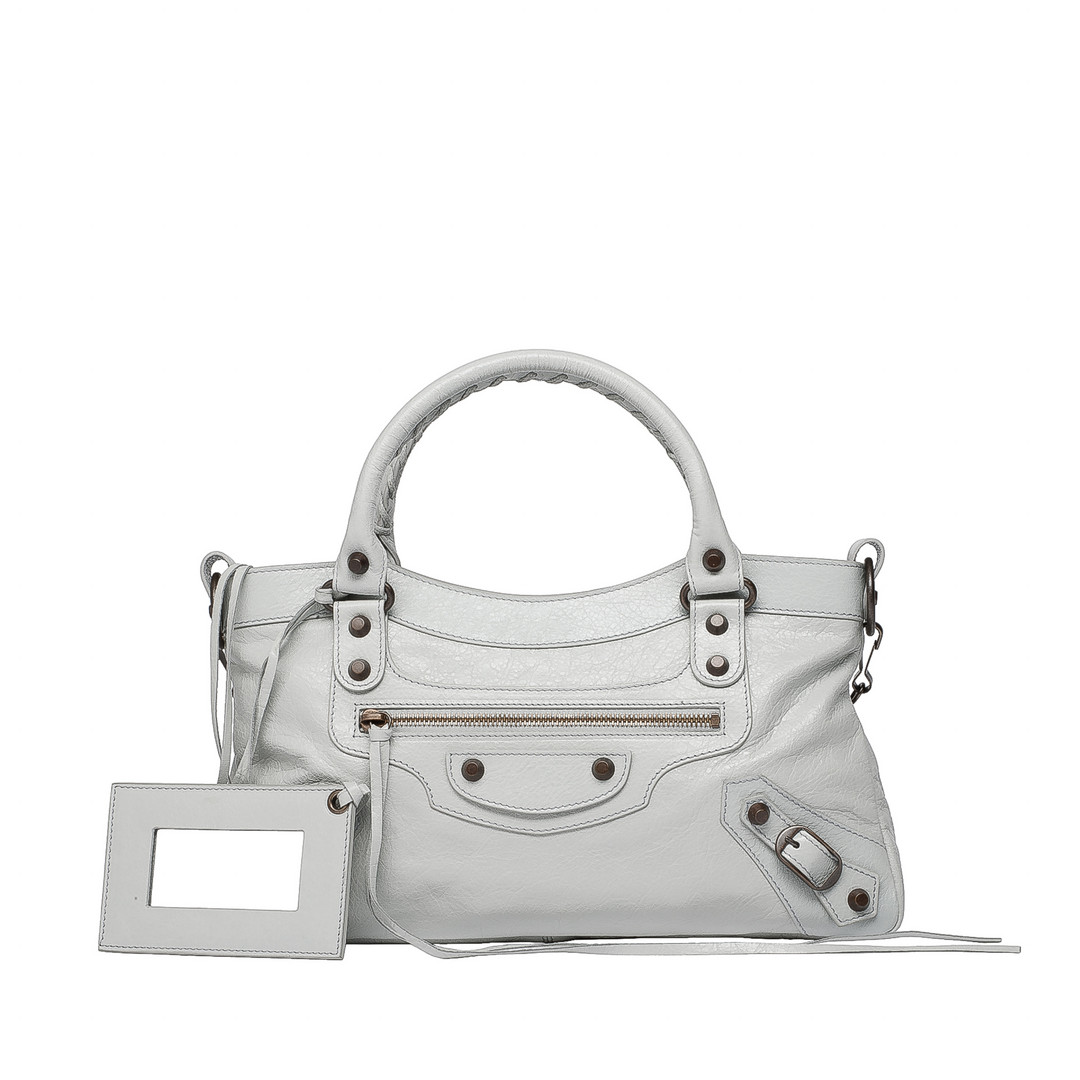 BALENCIAGA Balenciaga Classic First Top handle bag D f