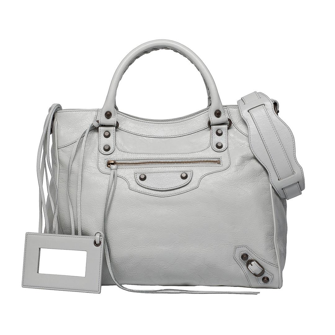 BALENCIAGA Balenciaga Classic Velo Messenger Bag D f