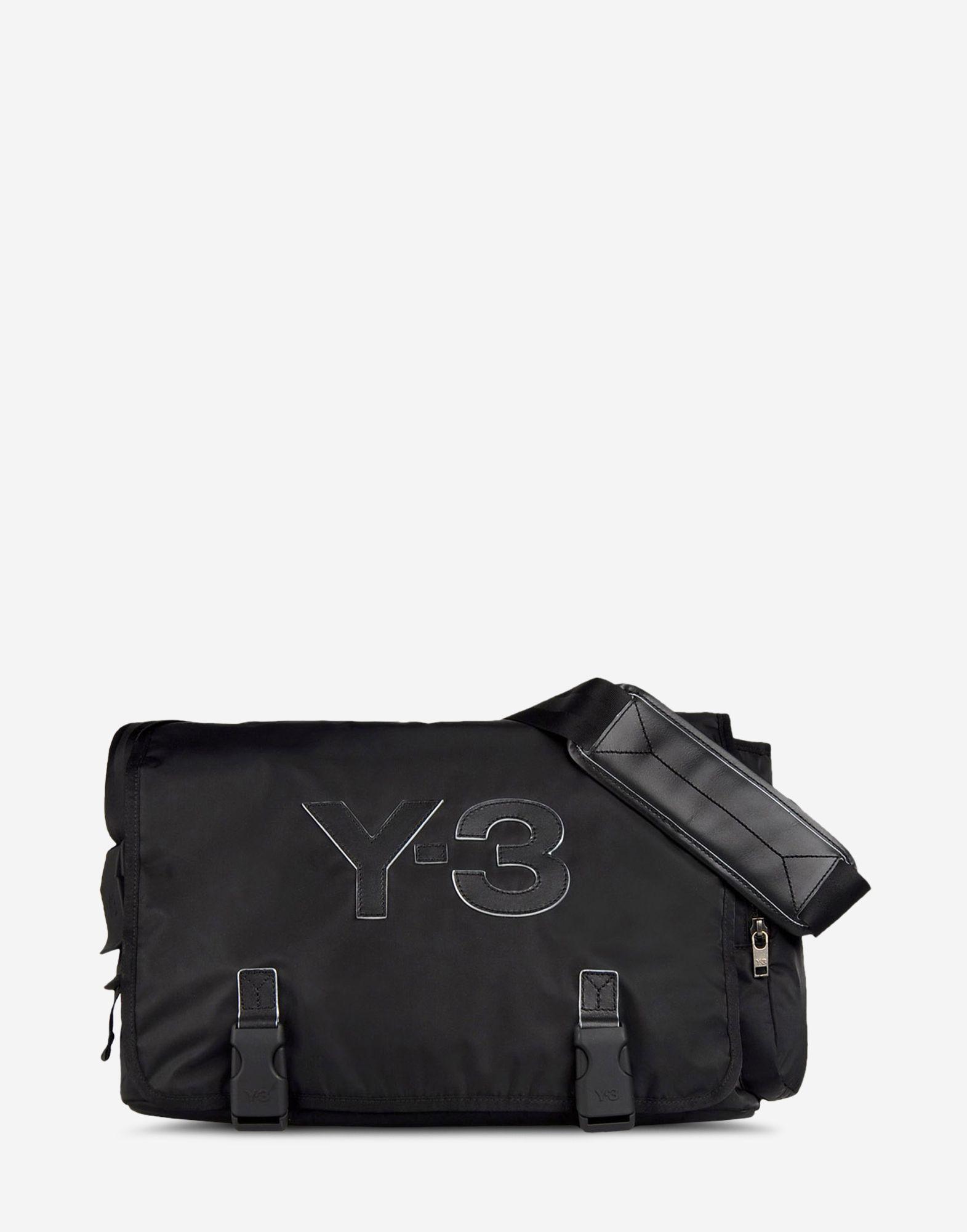 ... Y-3 Y-3 Day Messenger Bag Large fabric bag Man f ... e971e105521c8
