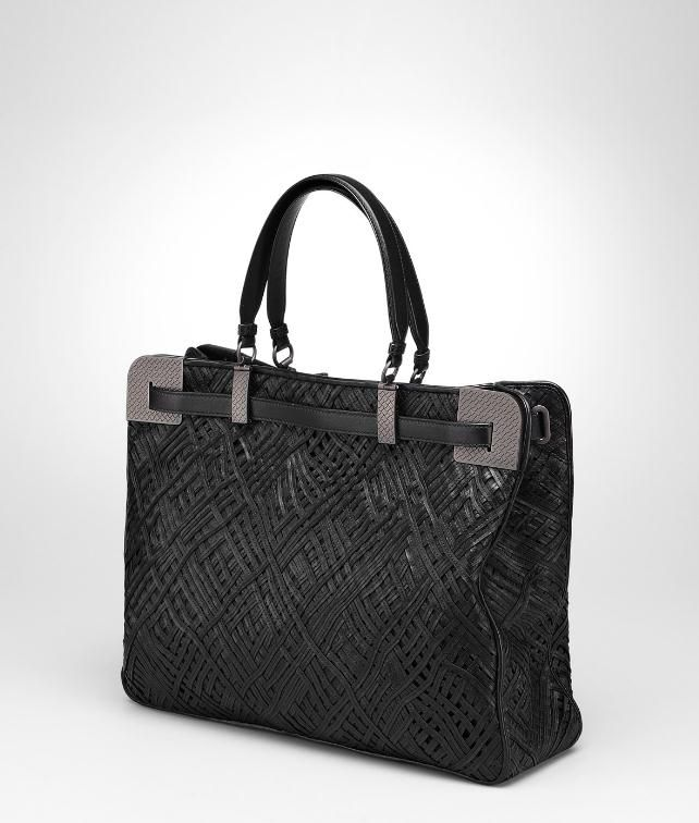 BOTTEGA VENETA Rete Maille Nappa Bag Top Handle Bag D fp