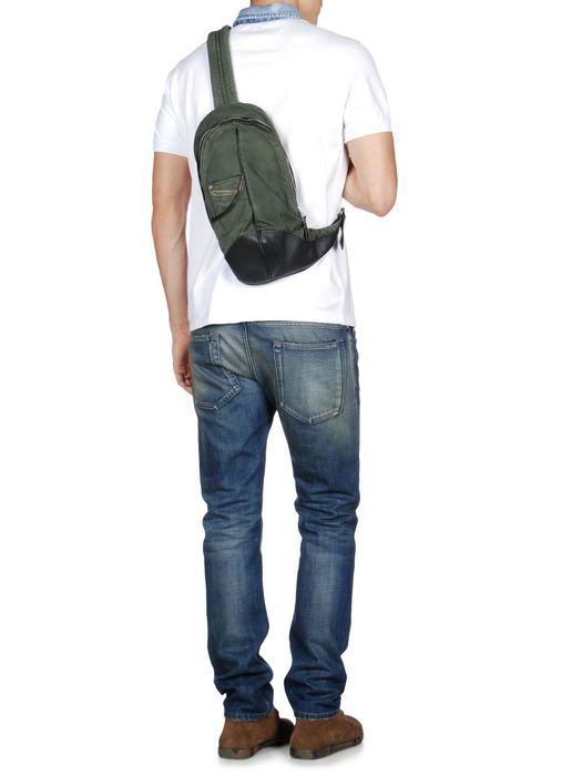DIESEL LITTLE BACK-HOB Backpack U b