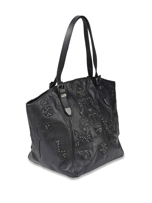 DIESEL SHEENN ZIP MEDIUM Handbag D e