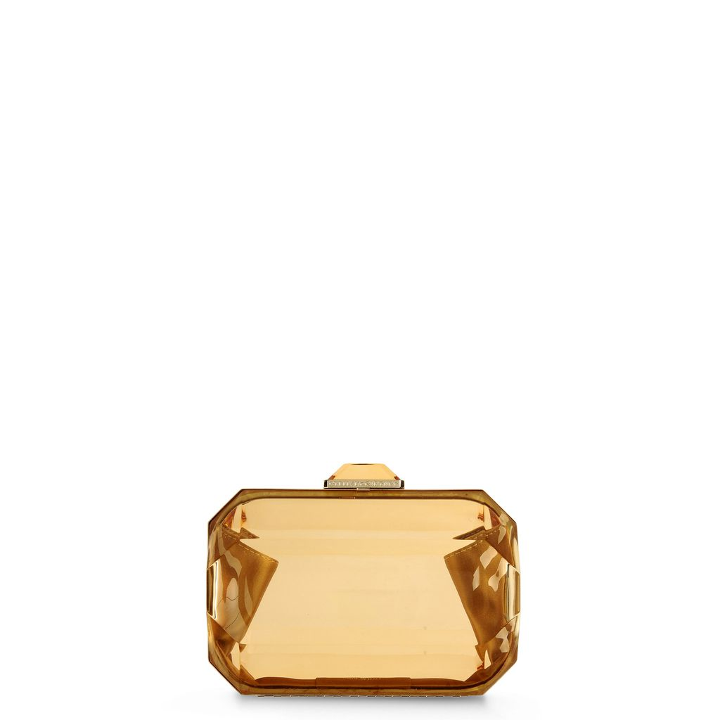 Clutch Lucia Plexi  - STELLA MCCARTNEY