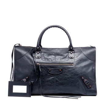 BALENCIAGA Classic Work Handbag D Classic Work f