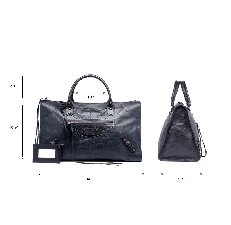 BALENCIAGA Classic Work Handbag D Classic Work n