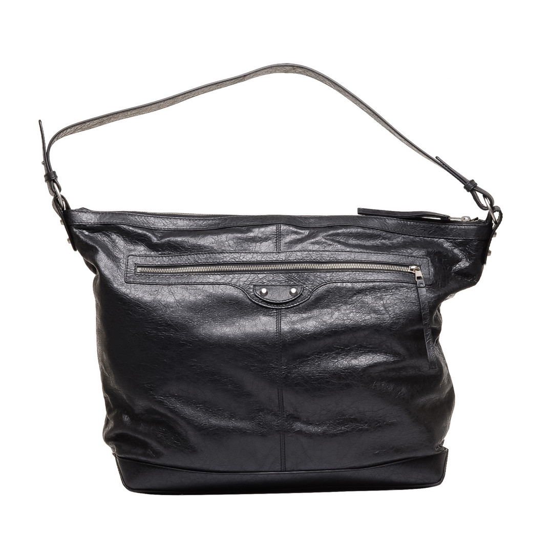 BALENCIAGA Balenciaga Courier Messenger Bag U f