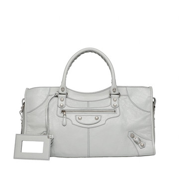 BALENCIAGA Top handle bag D Balenciaga Giant 12 Silver Part Time f