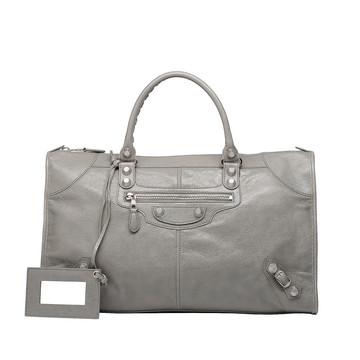 BALENCIAGA Tote Bag D Balenciaga Giant 12 Work Silber f