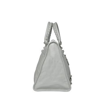 BALENCIAGA Tote D Balenciaga Giant 12 Silver Work f