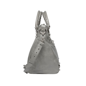 BALENCIAGA Cross body bag D Balenciaga Giant 12 Silver Velo f