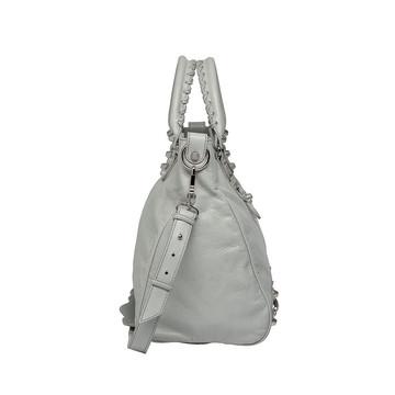 BALENCIAGA Cross body bag D Balenciaga Giant 12 Silver Velo f