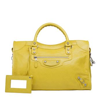 BALENCIAGA Giant City Handbags D Giant 12 Silver City f