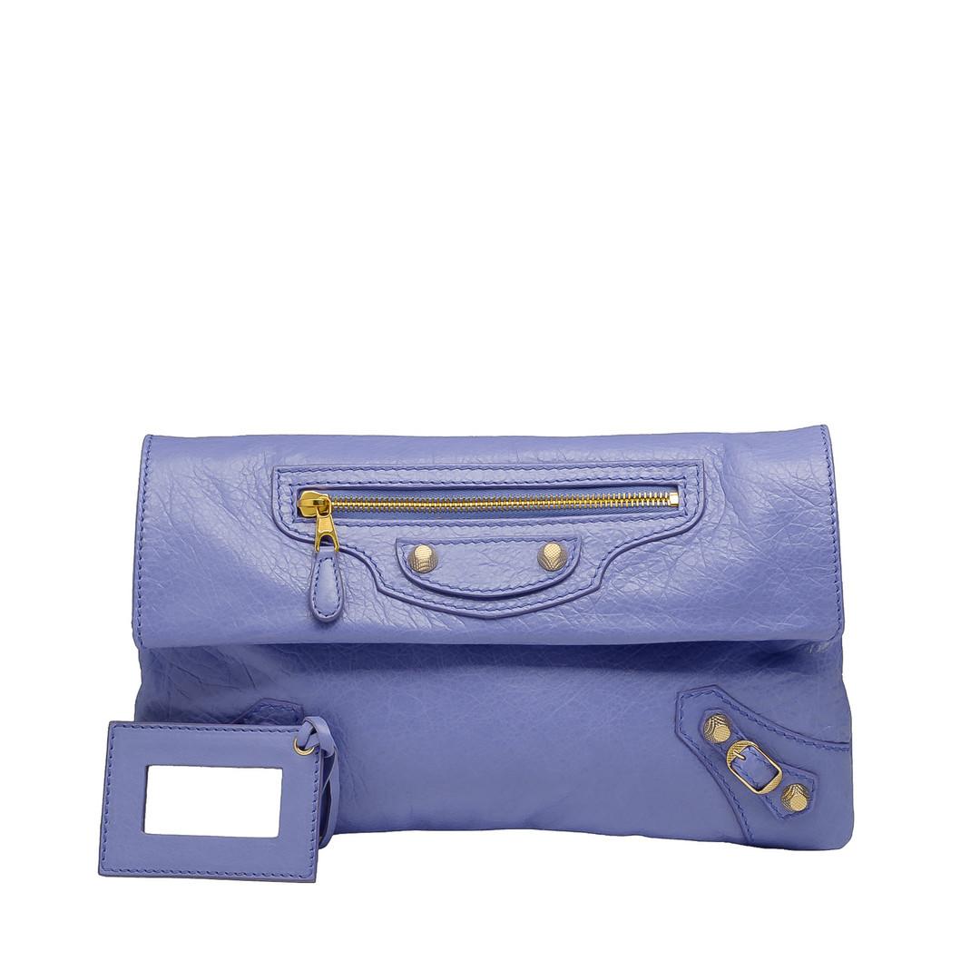 BALENCIAGA Balenciaga Giant 12 Gold Envelope Clutch D f