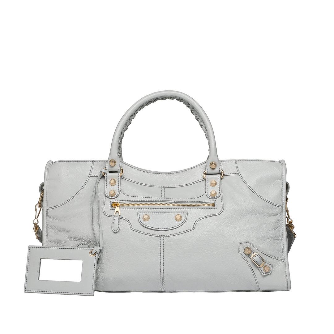 BALENCIAGA Balenciaga Giant 12 Gold Part Time Top handle bag D f