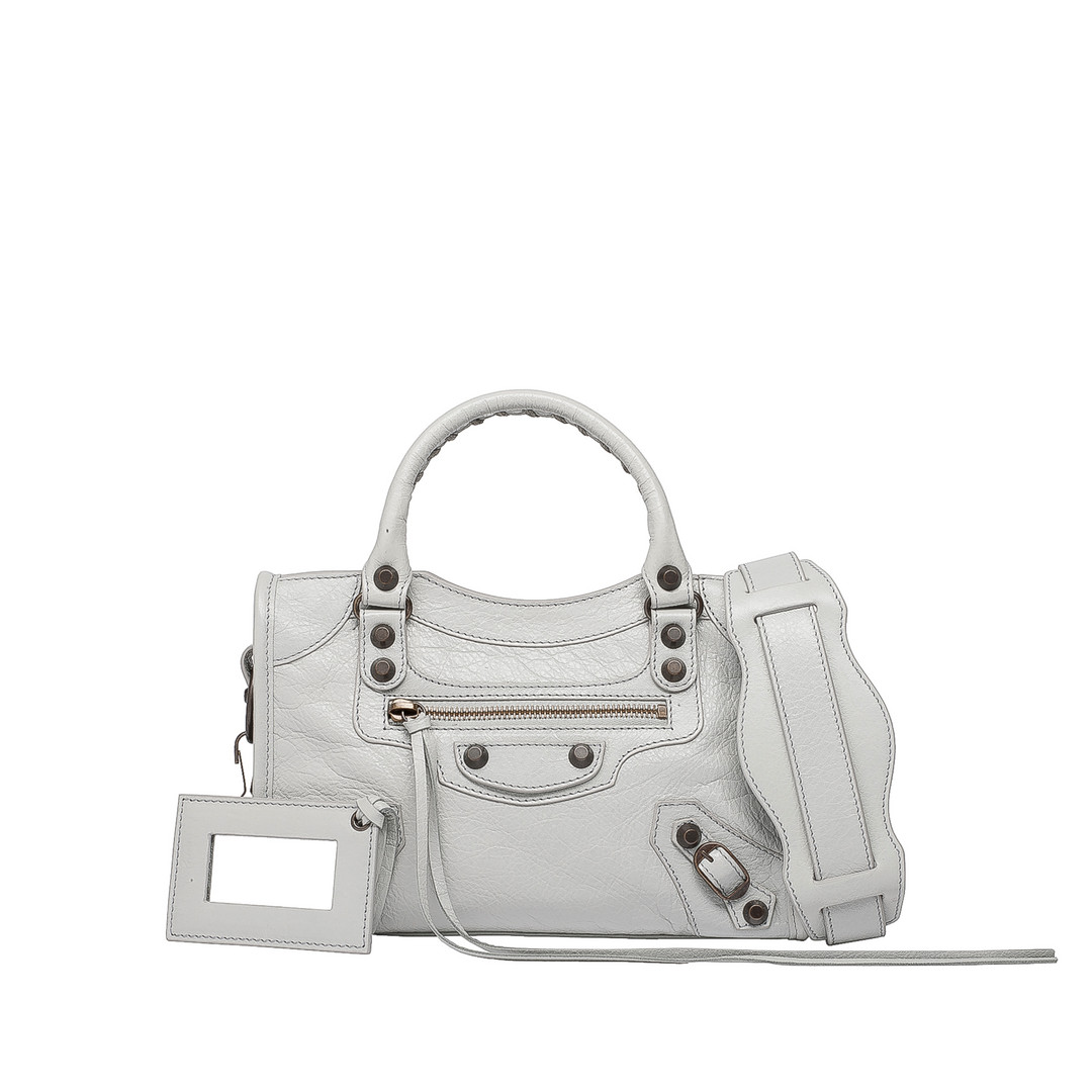 BALENCIAGA Classic Mini City Classic Mini City Handbag D f