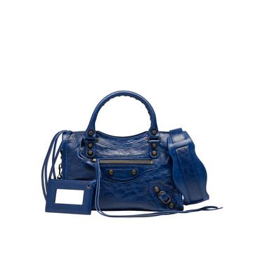 BALENCIAGA Classic Mini City Handbag D Classic Mini City f