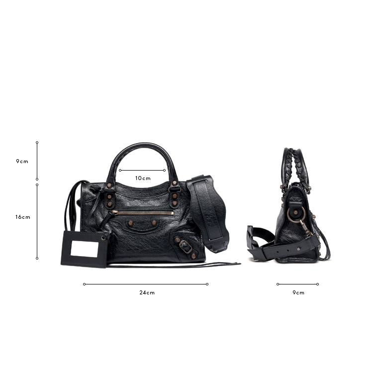 BALENCIAGA Bolso Classic Mini City D Classic Mini City c