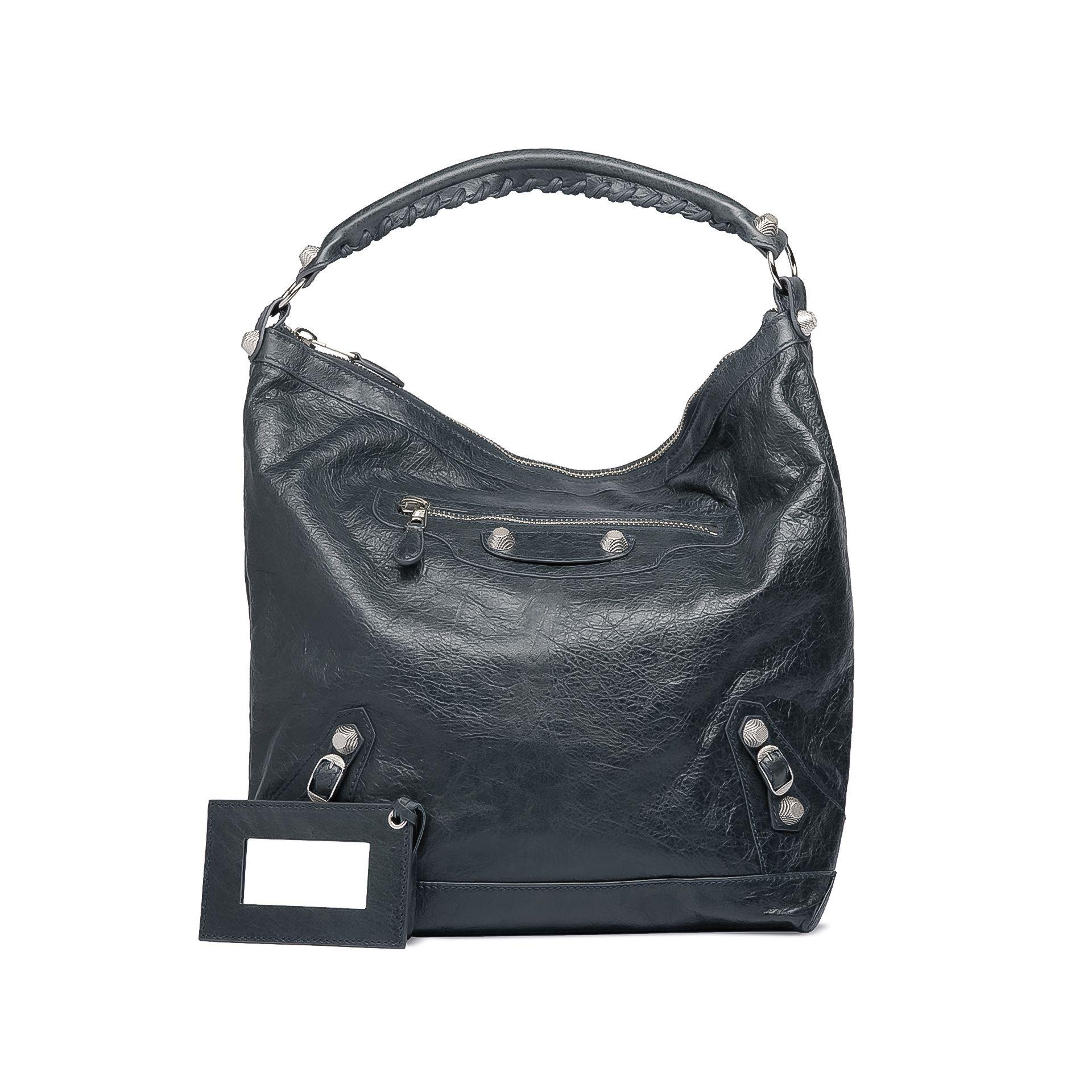BALENCIAGA Balenciaga Giant 12 Silver Day Shoulder bag D f