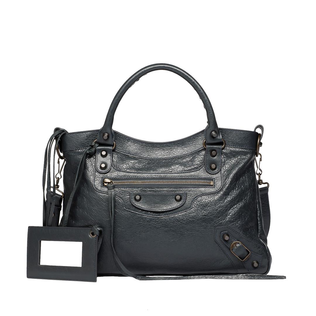 BALENCIAGA Classic Town Classic Town Handbag D f