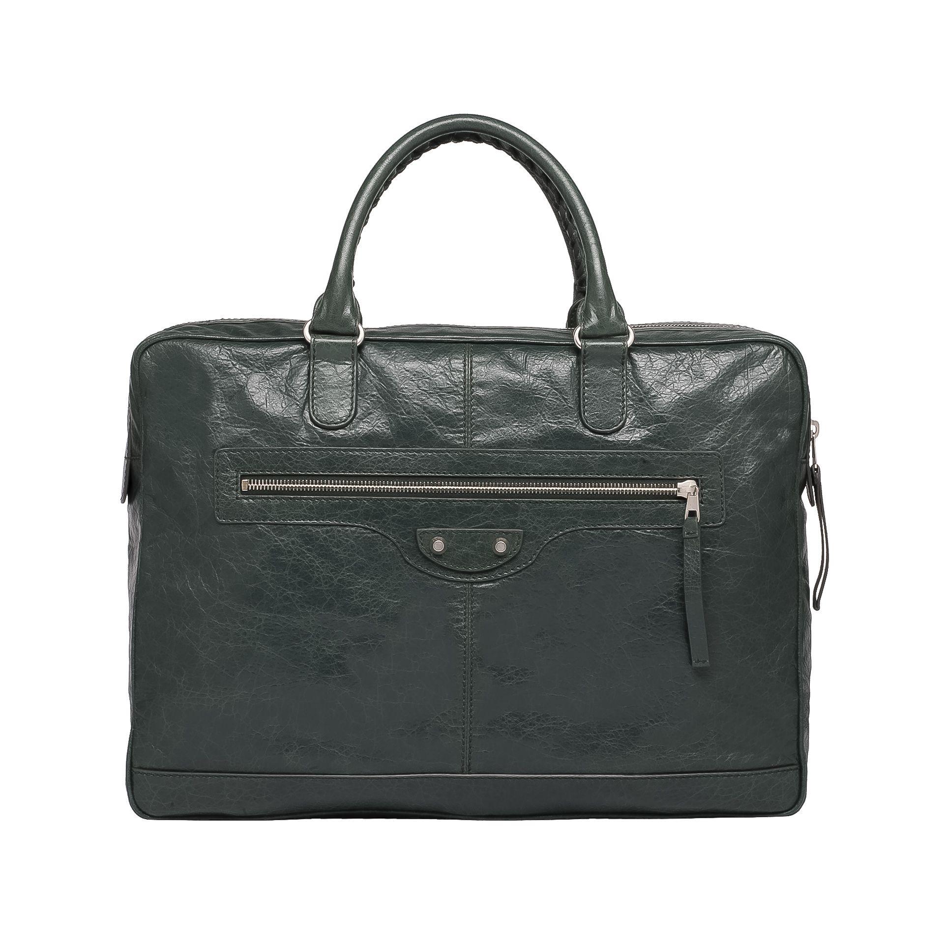 BALENCIAGA Balenciaga Mini Folder Top handle bag U f