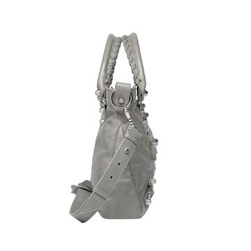 BALENCIAGA Cross body bag D Balenciaga Giant 12 Silver Town f