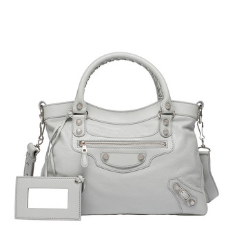 BALENCIAGA Cross body bag D Balenciaga Giant 12 Silver Town f