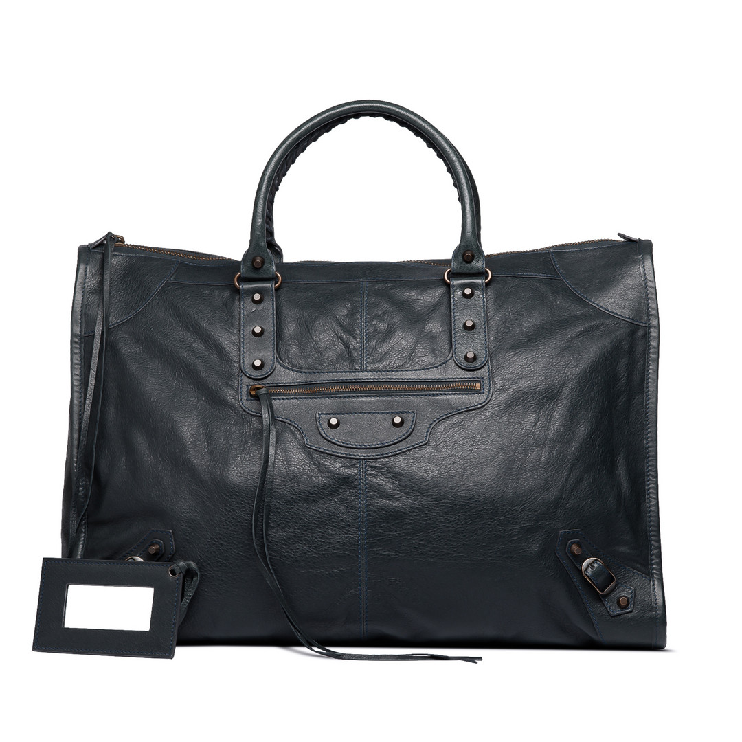 BALENCIAGA Balenciaga Classic Weekender Tote Bag D f