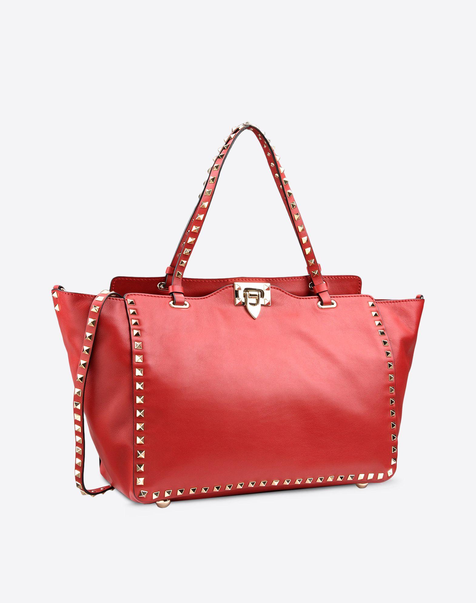 Handbag with studs Valentino R7jJCspeS