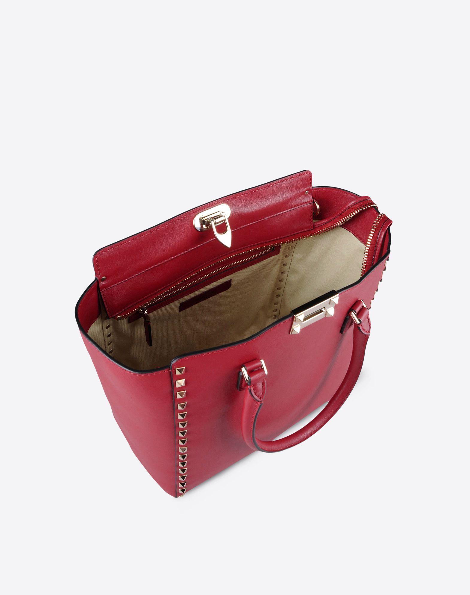 VALENTINO GARAVANI FWB00339ABOL03 S01 Double handle bag D e