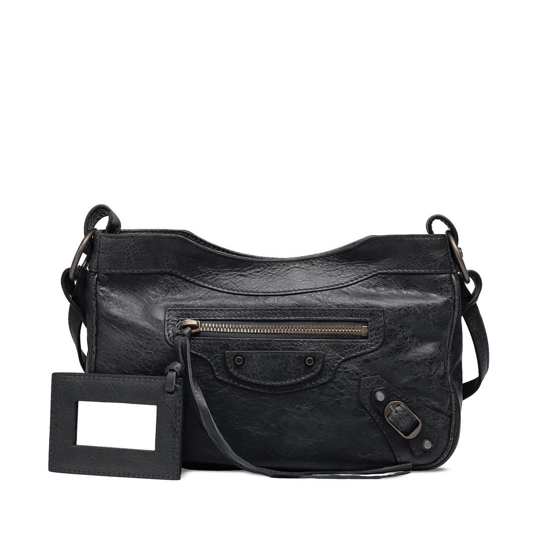 BALENCIAGA Balenciaga Classic Hip Messenger Bag D f