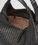 BOTTEGA VENETA LARGE CAMPANA BAG IN NERO INTRECCIATO NAPPA Shoulder or hobo bag D dp