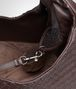 BOTTEGA VENETA Ebano Intrecciato Nappa Campana Bag Shoulder or hobo bag D ep