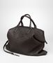 BOTTEGA VENETA Ebano Intrecciato Nappa Convertible Bag Top Handle Bag D rp