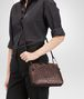 BOTTEGA VENETA Ebano Intrecciato Nappa Cross Body Bag Crossbody bag D ap