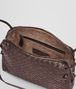 BOTTEGA VENETA Ebano Intrecciato Nappa Cross Body Bag Crossbody bag D dp