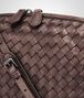 BOTTEGA VENETA Ebano Intrecciato Nappa Cross Body Bag Crossbody bag D ep