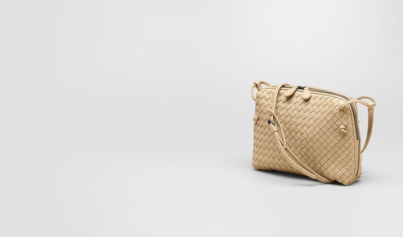 BOTTEGA VENETA Crossbody bag D Intrecciato Nappa Cross Body Bag pl