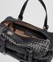 BOTTEGA VENETA Nero Intrecciato Nappa Montaigne Bag Top Handle Bag D dp