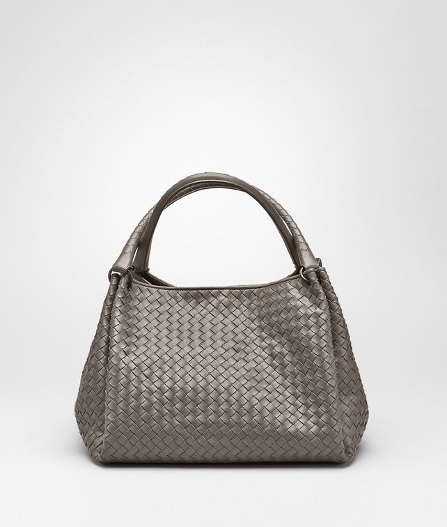 BOTTEGA VENETA Intrecciato Nappa Parachute Bag Shoulder or hobo bag D fp