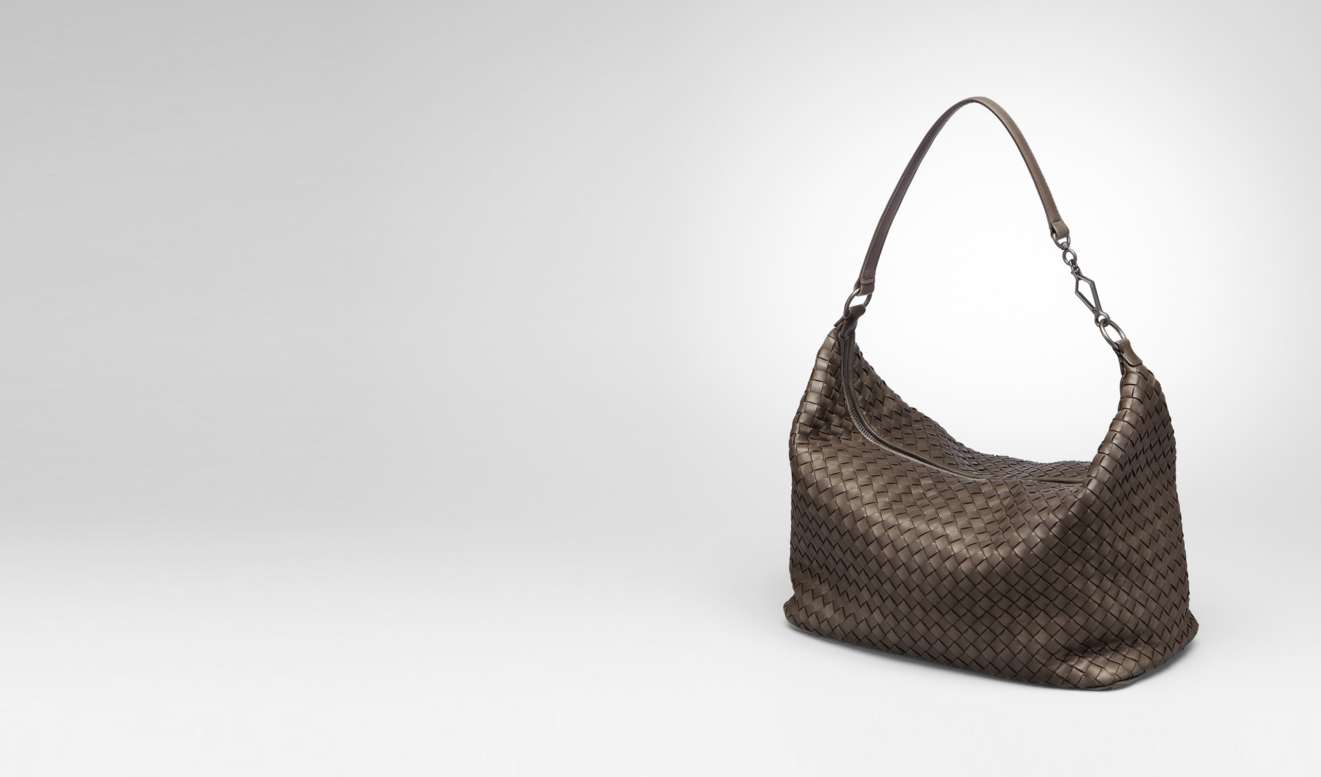 BOTTEGA VENETA Shoulder or hobo bag D Edoardo Intrecciato Nappa Bag pl